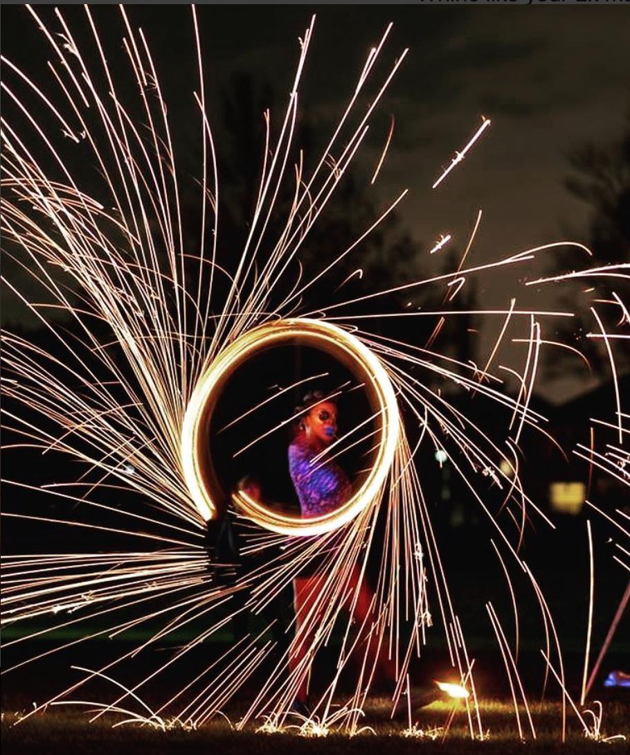Fireworks Show - Lerato