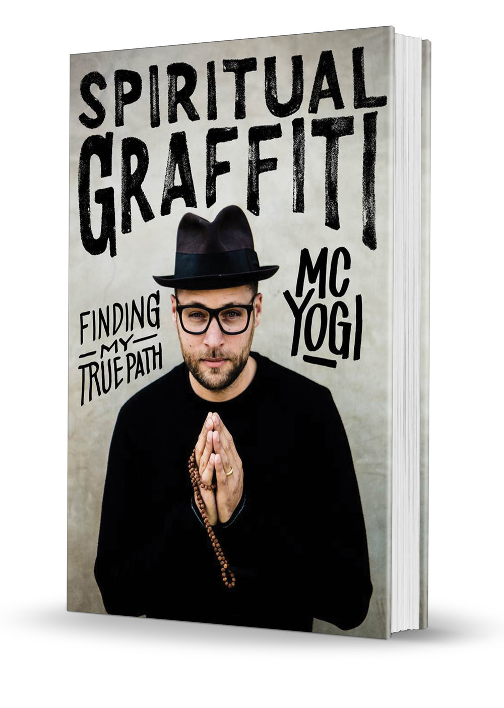 Hip-hop artist and famed yoga teacher MC Yogi offers his wisdom and inspiration for spiritual seekers in this enlightening memoir, which recounts his journey from a troubled youth to becoming a successful musical pioneer and one of the most beloved yoga teachers in North America.  On sale September 19th. Order your copy today.