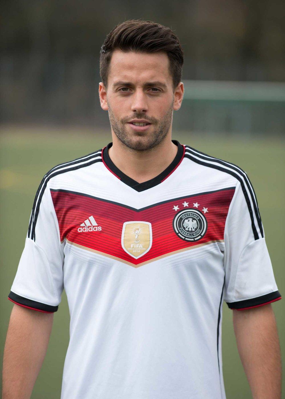 Patrick I. - 176cm  DFB-A-Lizenz Trainer München