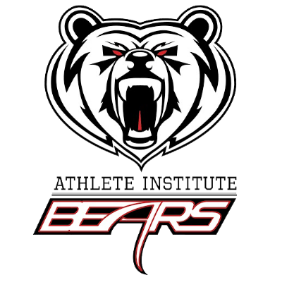 Athlete Institute Academy Bears Logo