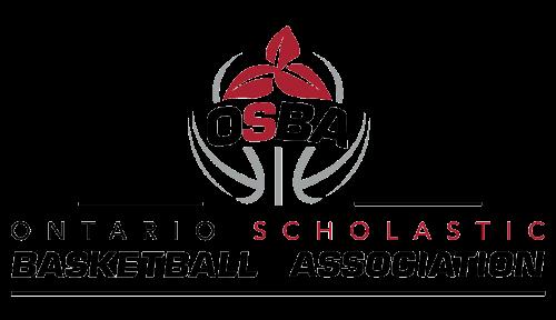 Ontario Scholastic Basketball Association Logo