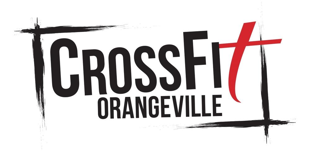 CrossFit Orangeville Logo