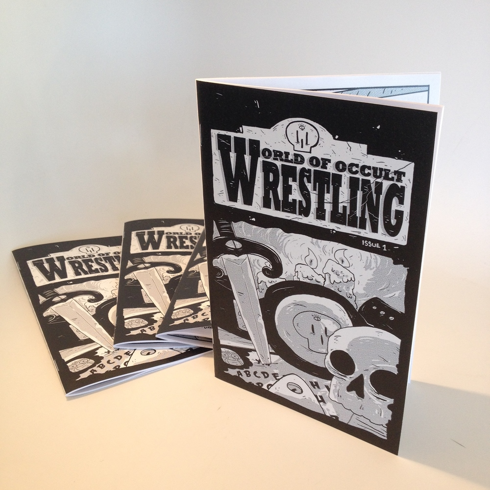 World of Occult Wrestling - Issue 01