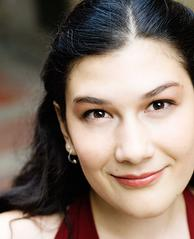 Annie Rosen, mezzo soprano