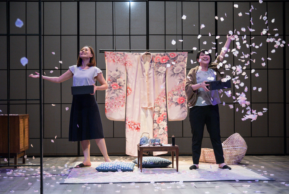 BUTTERFLY - Spring Festival 2017May 21–28, 2017@ Baruch Performing Arts CenterMusic by Giacomo PucciniLibretto by L. Illica and G. GiacosaNew arrangement by Daniel SchlosbergAdapted by Ethan Heard and Jacob AshworthTranslation by Jacob Ashworth & Peregrine Heard