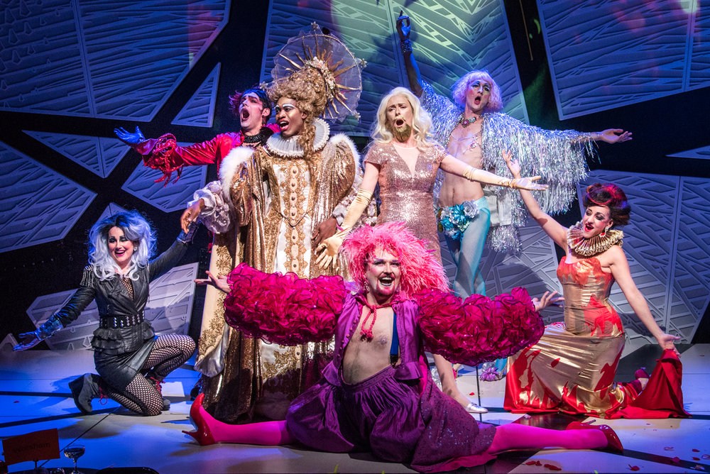 ALL THE WORLD'S A DRAG! - Drag Extravaganza 2017October 30–31, 2017@ National SawdustDon thy codpieces, neck ruffs, and farthingales — Shakespeare cometh! Experience Heartbeat Opera's 4th annual Drag Extravaganza: ALL THE WORLD'S A DRAG! Shakespeare in love...with opera.