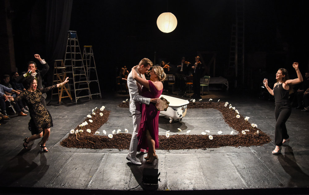 DIDO & AENEAS - Spring Festival 2016March 11–20, 2016@ Theatre at St. Clement'sMusic by Henry PurcellLibretto by Nahum TateDirected by Ethan HeardMusic Directed by Jacob Ashworth