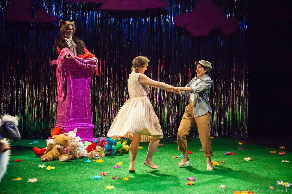 "DAPHNIS & CHLOÉ - ""[Daphnis & Chloé is] hilarious, witty. A stellar young cast. It is easy to over-egg Offenbach and turn his humor into crude slapstick; Proske ... kept it light and just naughty enough.""– Heidi Waleson, The Wall Street Journal""A gleeful bacchanal with choice comic touches ... and overflowing innuendo."