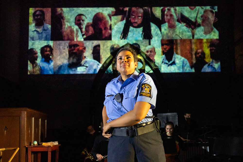 FIDELIO - Remounted in a Semi-Staged Concert VersionPresented by Rutgers Presbyterian ChurchMay 3–13, 2018@ Rutgers Presbyterian ChurchMusic by Ludwig van BeethovenOriginal libretto by Joseph Sonnleithner & Georg Friedrich SonnleithnerAdapted & Directed by Ethan HeardArranged & Music Directed by Daniel SchlosbergNew English Dialogue Co-Written by Marcus Scott & Ethan Heard