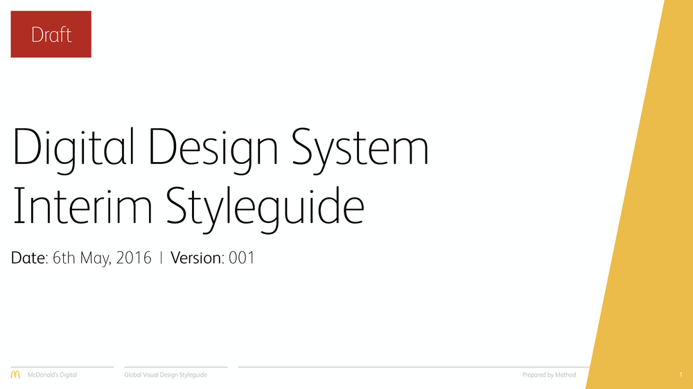 working design system