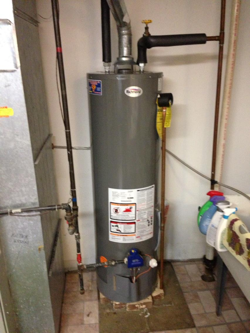 Water Heater Installation Kevin Szabo Jr Plumbing How To Wire Living In Chicago Heaters Are One Of The Most Important Things We Need On A Freezing Winter Morning Average Residential Is 40