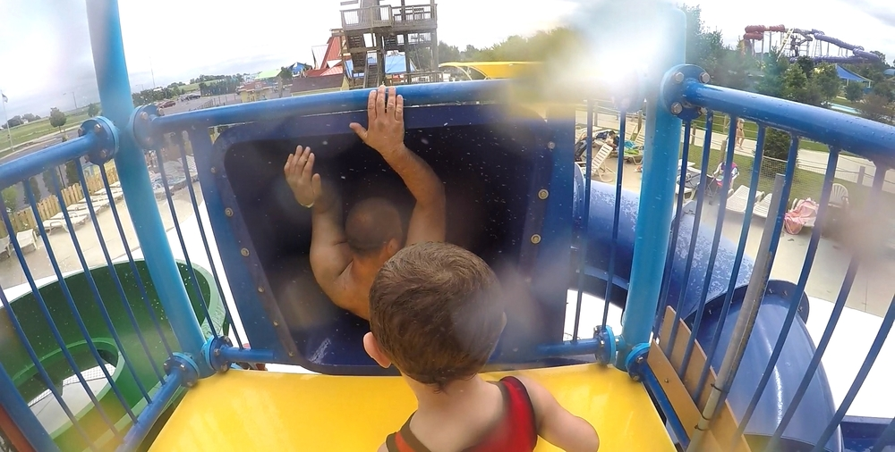 Kevin and Jack Water Park