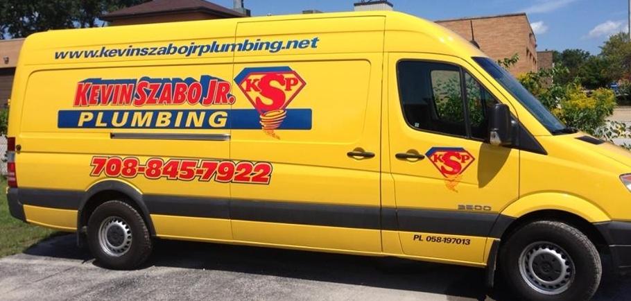 KSP Work Van