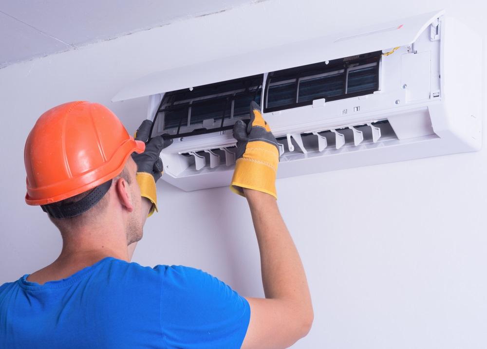 air conditioner installers