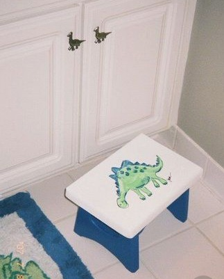 Kids Dinasour Step Stool.jpg