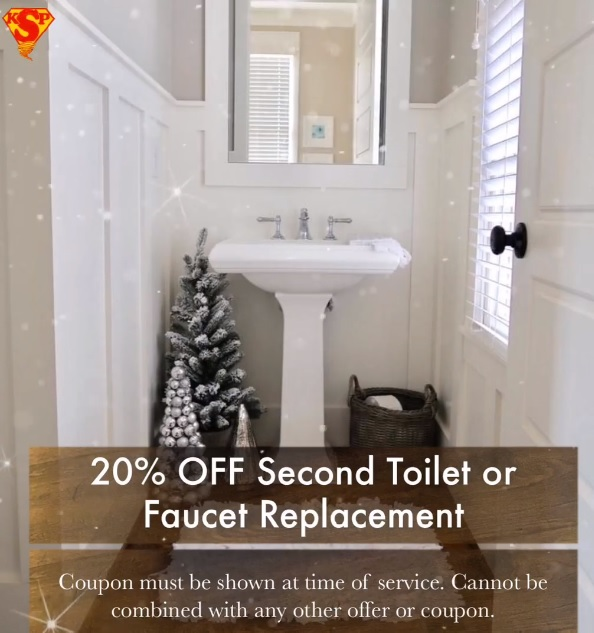 You don't need to Print Coupon, just show and mention it to our plumbers. Thank you.