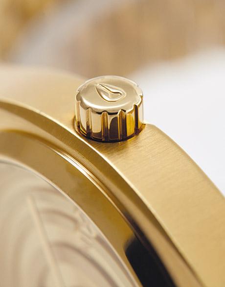 C3PO Gold plating.