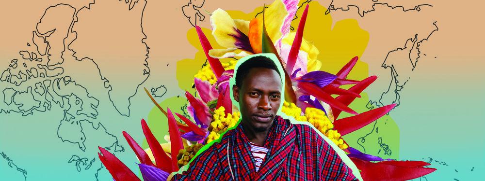 #PURPOSEISPEACE - Emma Maasai. Tanzanian.