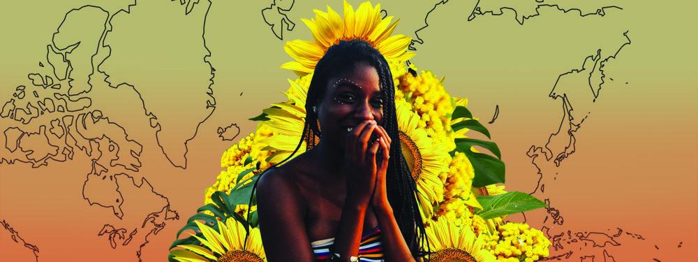 #PURPOSEISyourlight - Aliyah Blackmore. Afro-Caribbean.