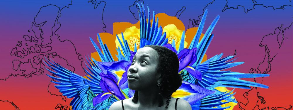 #purposeistruth - Arielle John. Trinidadian.