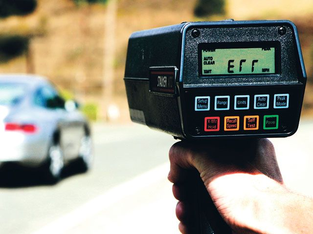 Having an experienced attorney handling your speeding violation is a must.