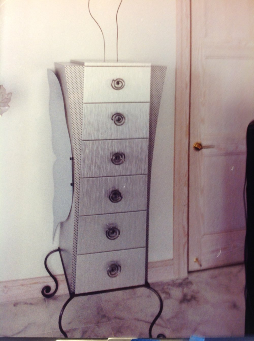 butterfly chest of drawers