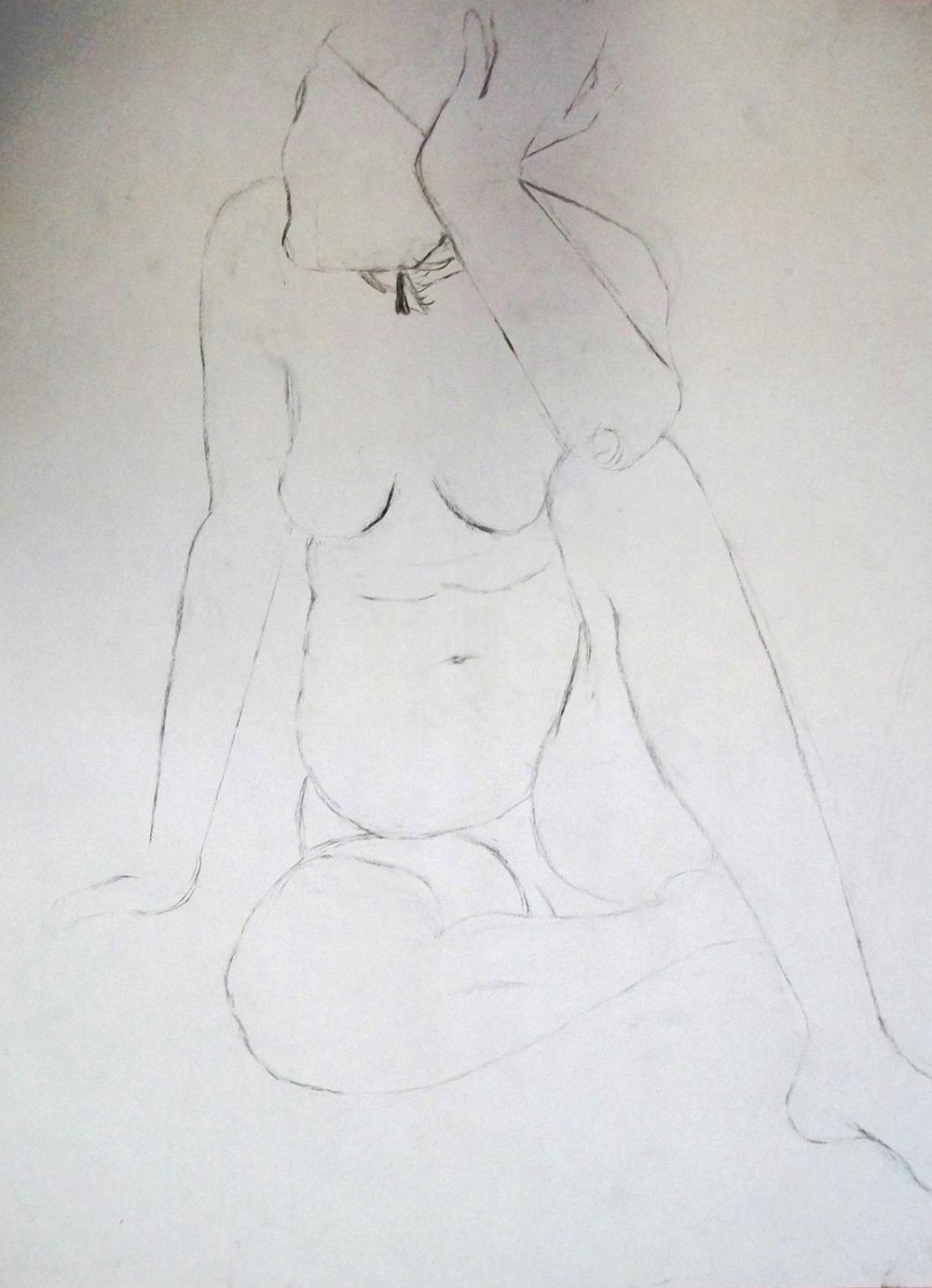 """Nude Woman"""
