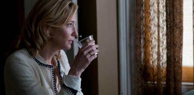 Gettin' ratchet with Blanchett.