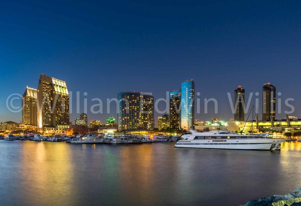 Golden Hour in San Diego