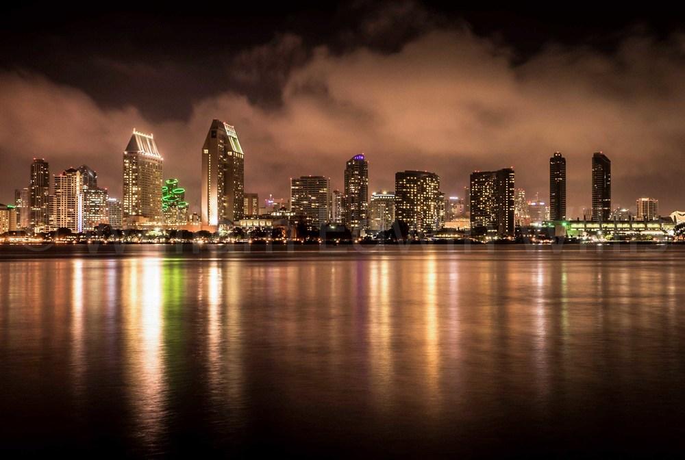 Red Sky, Red Sky - San Diego