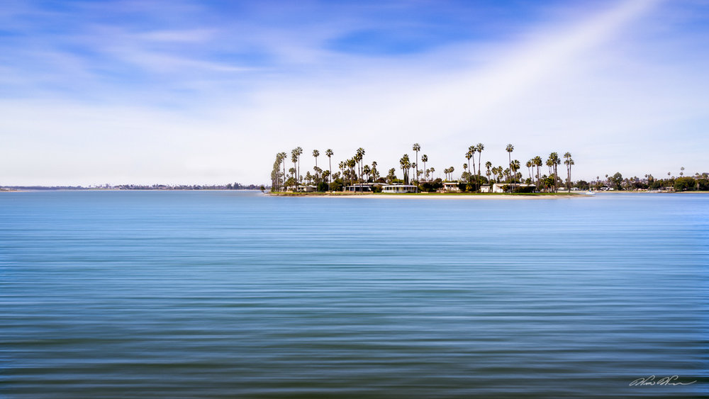 Oasis in the City - Mission Bay, San Diego, CA