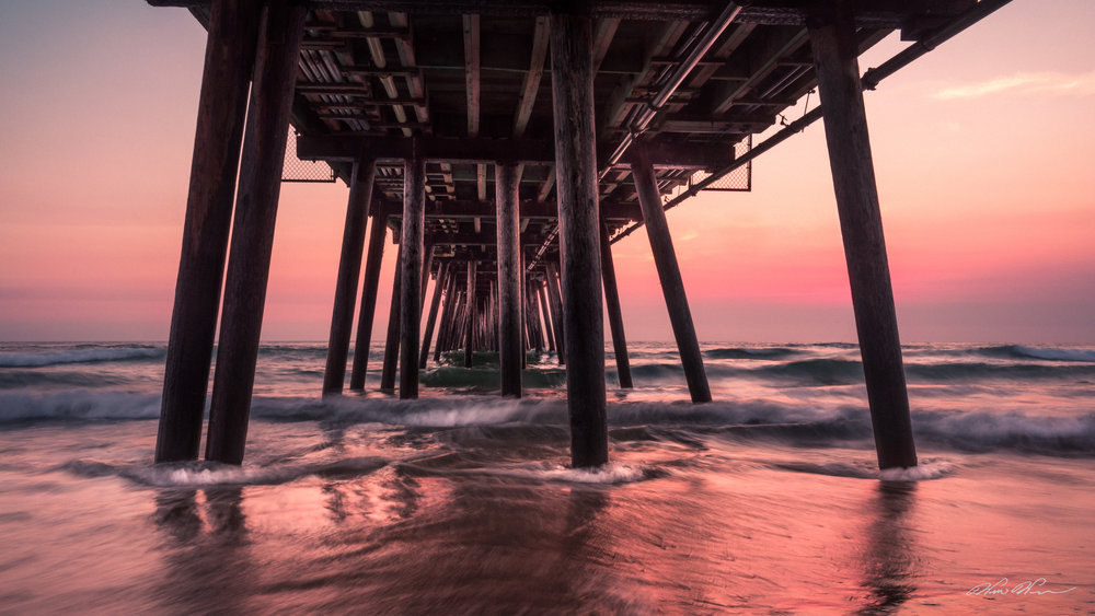 Ocean's Grace - Imperial Beach Pier