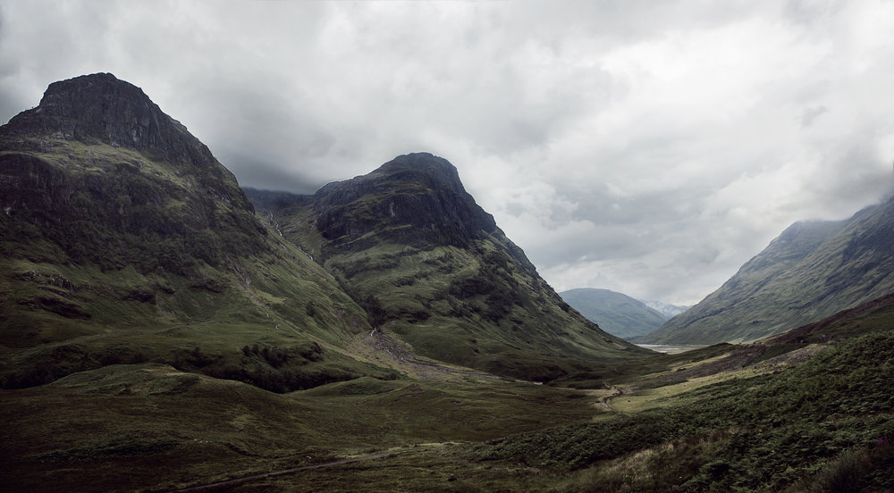 The moment I began to explore Scotland's historic cities and rolling hills, I was lost in it completely. Every space, every turn, there is another piece of land imbued with magic and wonder. Legends and mystery make up this land as much as the peat moss and rolling hills of the highlands.  Scotland will forever and always hold my heart.