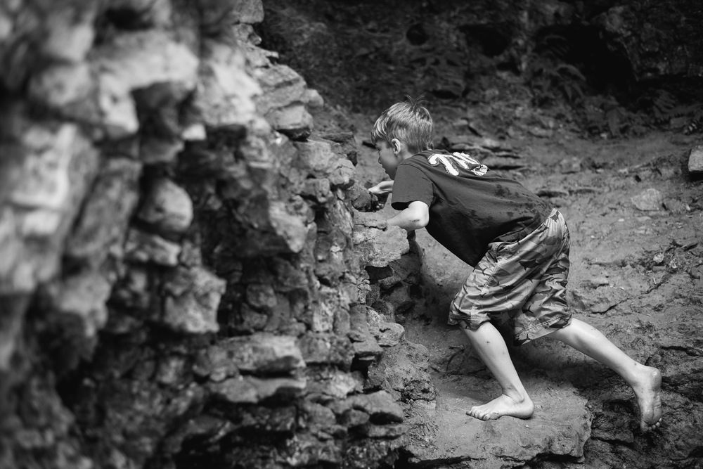 Elora Gorge Family Photography