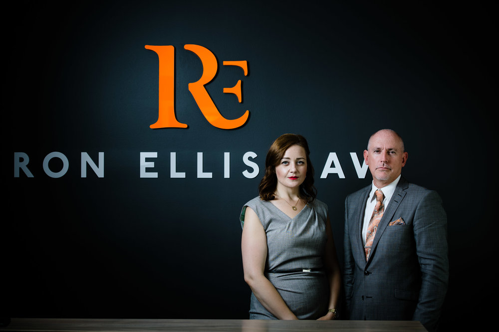 Ron Ellis Law