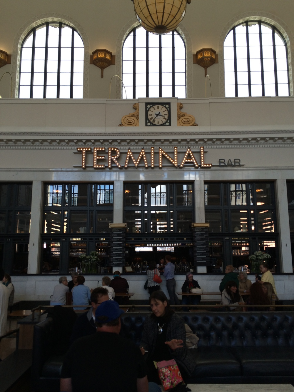 Terminal Bar @ Union Station
