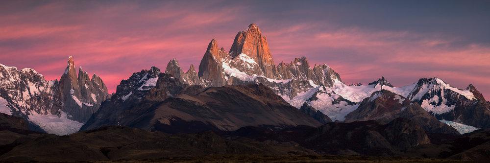 Patagonia Sunrise - Taylor Burk
