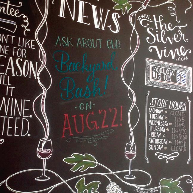 Great Wine Guaranteed :: The Silver Vine