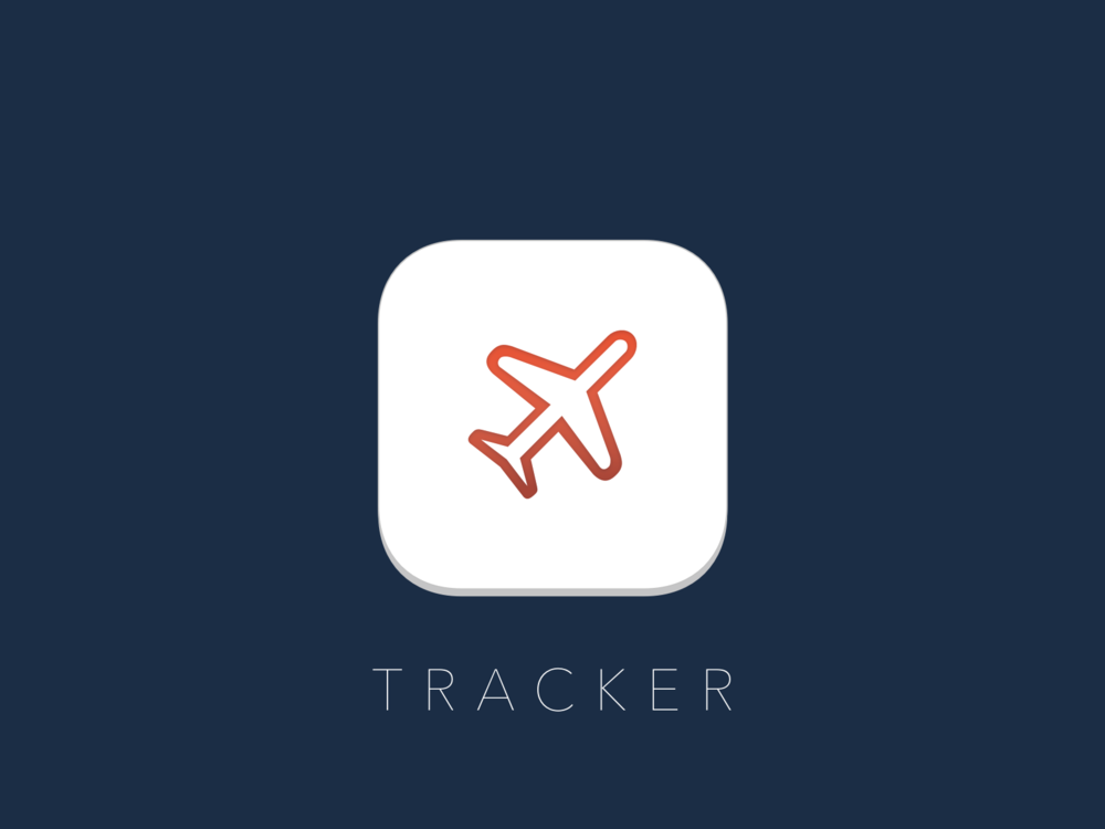 This design was inspired by the many plane flights I've been on lately. I fly on different airlines and it would be great to have a centralized app for all my rewards accounts, itineraries, etc.  On another note, it's the first app icon I've designed on a white background. Really enjoyed how the gradient in the shape turned out.