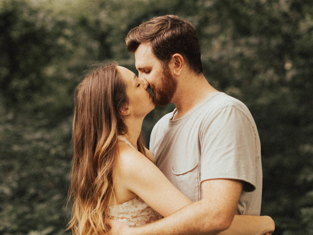Here is an image, I would not normally get if I did not know this couple before hand.
