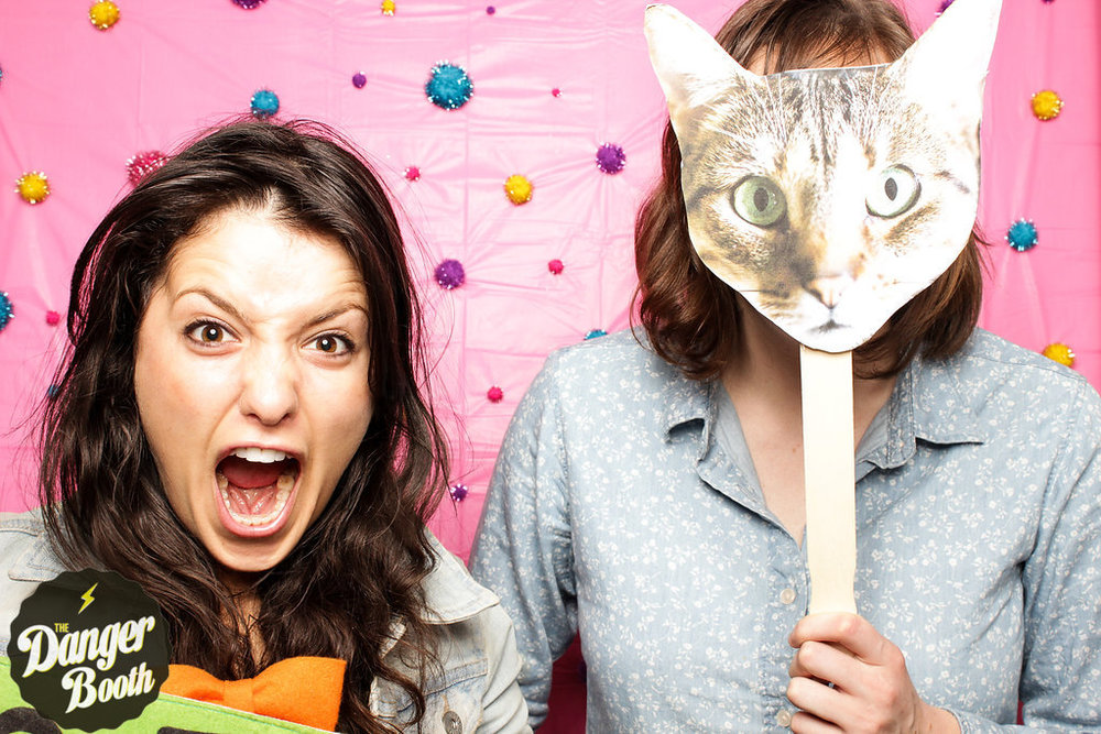 Pet Head Photo Booth Prop | The Danger Booth