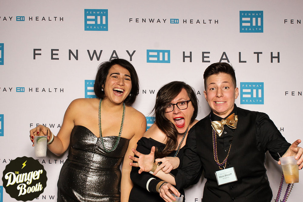 YLC Fenway Health | The Danger Booth | Boston Photo Booth