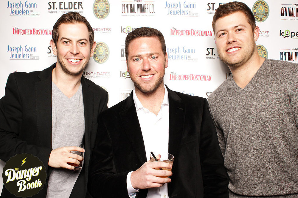 The Improper Bostonian | The Danger Booth | Boston Photo Booth