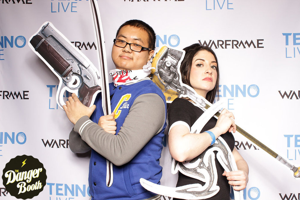 Pax East | The Danger Booth | Boston Photo Booth