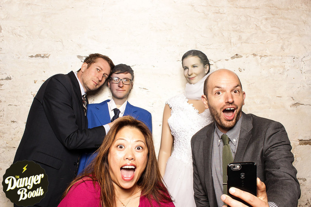 Boston Photo Booth Rental | The Danger Booth