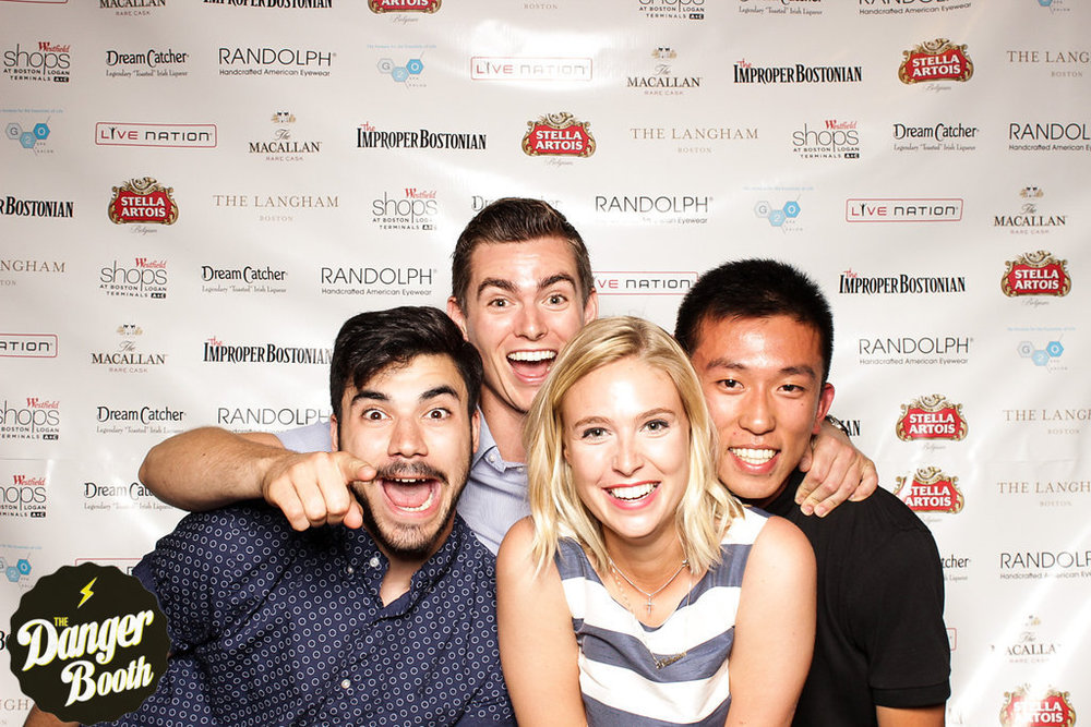 Photo Booth Rental Boston | The Improper Bostonian | Boston's Best | The Danger Booth