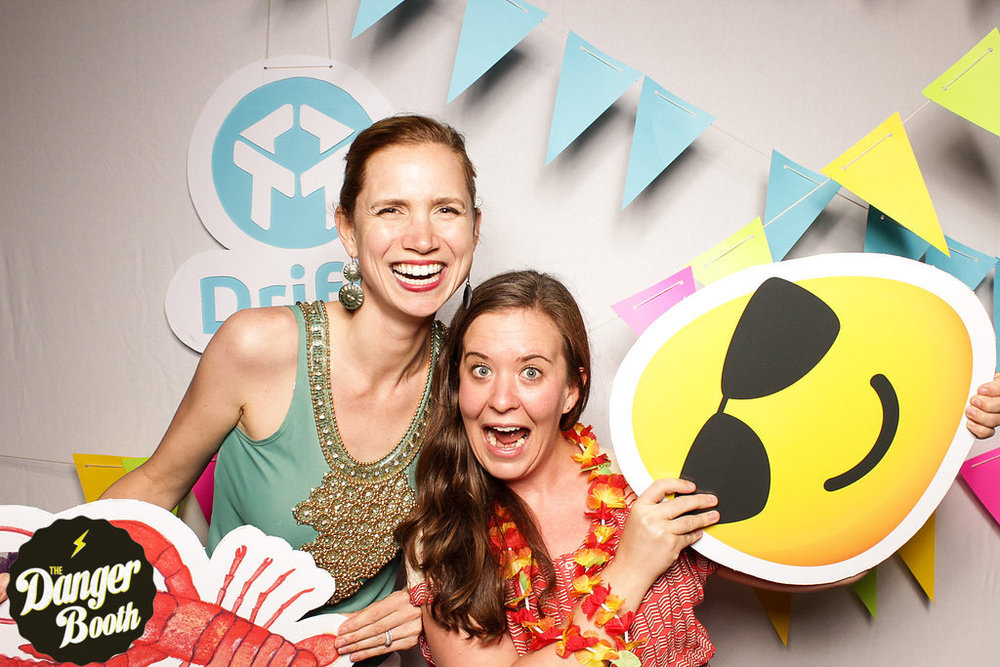 Photo Booth Rental Boston | Corporate Photo Booth | The Danger Booth