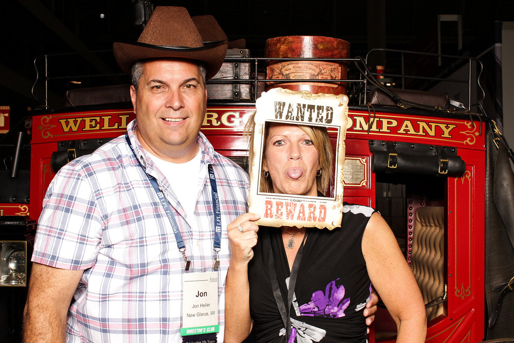 Photo Booth Rental Boston | Wells Fargo Photo Booth | Corporate Photo Booth Rental | The Danger Booth