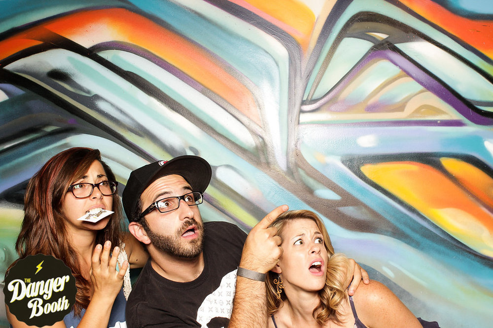 Photo Booth Rental Boston | Photo Booth Rental Somerville | The Danger Booth