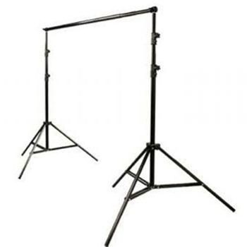 Photo Booth Backdrop Support Stands | The Danger Booth